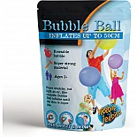Bubble Ball in Beaker