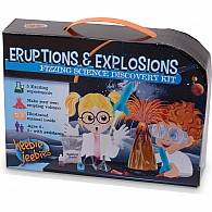 Eruptions and Explosions