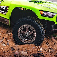 1/10 SENTON 4x4 3S BLX Brushless SCT RTR, Green/Black