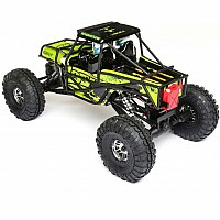 1/10 Night Crawler SE 4WD Rock Crawler Brushed RTR, Green