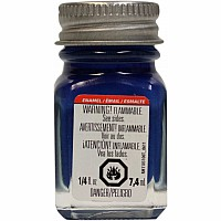 Enamel 1/4 oz Dark Blue