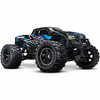 1/6 X-Maxx 4WD Monster Truck Brushless RTR with TSM, Blue