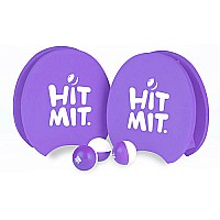 Hit Mit Paddle set - Purple