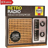 Haynes Retro Radio Kit
