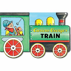 Curious George's Train Shape Book