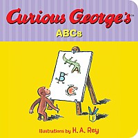 Curious George's ABCs Board Book