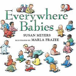Everywhere Babies Padded Board Book