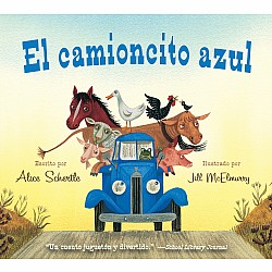 El camioncito Azul (Little Blue Truck, Spanish Edition)