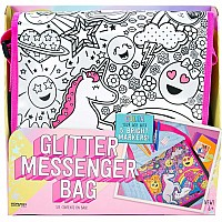 Glitter Message Bag