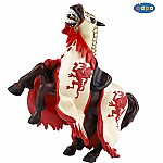 Dragon Kings Horse Red