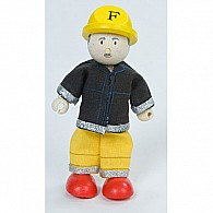 Budkin Harry Firefighter (Yellow)