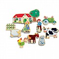 Farm Magnetics 24 Pcs