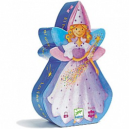 Djeco The Fairy and the Unicorn Puzzle 36pcs