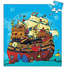 Barbarossa's Boat 54 pc puzzle - Catalog 2011