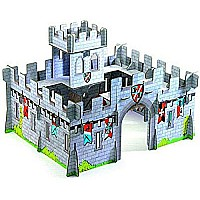 Djeco / Pop to Play Medieval Castle