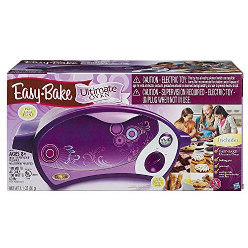 Easy-Bake Ultimate Oven, Purple - Stevensons Toys