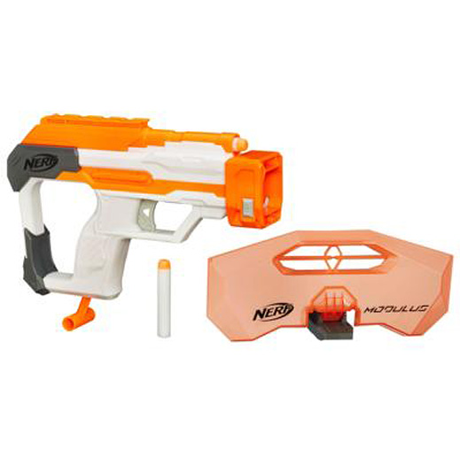 Warriors Forest Of Secrets Summary: Nerf Modulus Strike And Defend Upgrade Kit