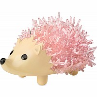 Magical Crystal Hedgehog (Pink)