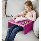 Folding Activity Lap Desk, Pink