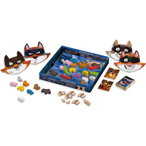Master fox monkey fish toys for Monkey fish toys