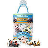Trucks Tub Stickables