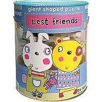 Innovative Kids Best Friends Bath Puzzle