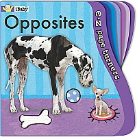 iBaby Opposites e-z page turners