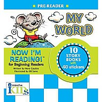 Now I'm Reading!: My World (pre-reader)