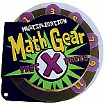 Math Gear Fast Multiplication Facts