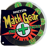 Math Gear Fast Addition Facts