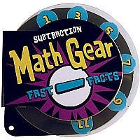 Math Gear: Subtraction