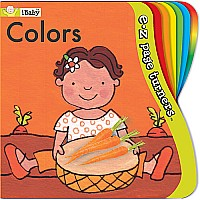 iBaby Colors e-z page turners