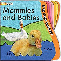 iBaby Mommies and Babies e-z page turners