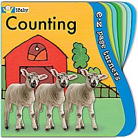 iBaby Counting e-z page turners