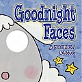 Goodnight Faces: A Book of Masks