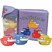 Float-Alongs: Tiny Tugboats