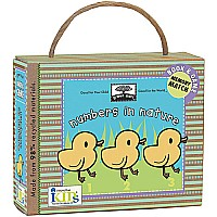 Innovative Kids Green Start Book And Game: Numbers In Nature