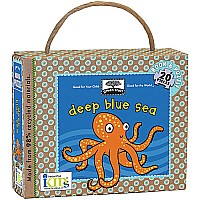 Innovative Kids Green Start Book And Puzzle: Deep Blue Sea