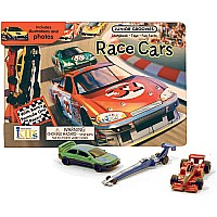 Junior Groovies Race Cars
