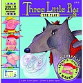 Now I'm Reading! Plays: The Three Little Pigs (level 1)