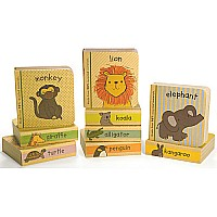 Green Start Book Towers Little Animal Books