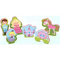 Soft Shapes Chunky Puzzle Playsets: Magical Kingdom