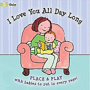 Tether Books: I Love You, All Day Long