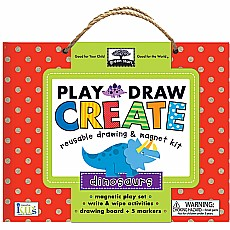 Green Start Play, Draw, Create: Dinosaurs