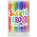 Switcheroo Color Changing Markers - Set of 12