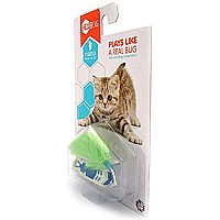 Nano Robotic Cat Toy (White/Blue)