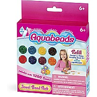 Aquabeads Jewel Bead Refill Pack