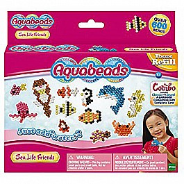 AquaBeads Sea Life Friends Playset
