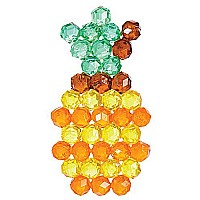 AquaBeads Friends & Fruits Playset