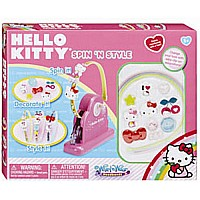 Hello Kitty Spin 'n Style